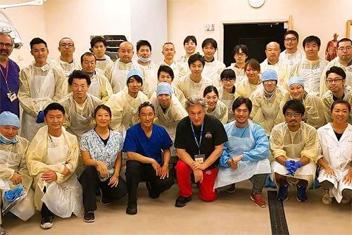 2016年・2018年ハワイ大学人体解剖実習課程修了